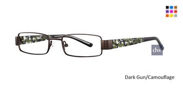 Dark Gun/Camouflage K12 4043