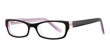 Black K12 4049 Eyeglasses