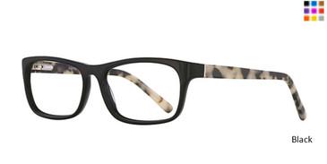 Black Romeo Gigli RG77021 Eyeglasses.