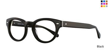 Black  Romeo Gigli 77401 Eyeglasses