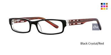 Black Crystal/Red K12 4050