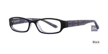 Black K12 4051 Eyeglasses - Teenager
