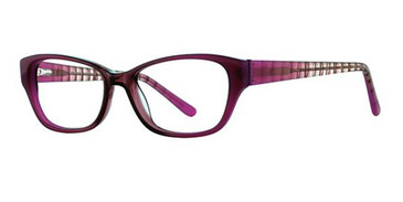 Brown/Lilac Romeo Gigli 79041 Eyeglasses