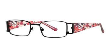 Black Cherry K12 4055 Eyeglasses - Teenager