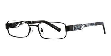Black/Camo K12 4062 Eyeglasses