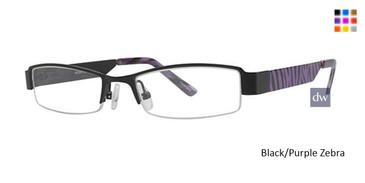 Black/Purple Zebra K12 4064