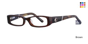 Brown K12 4067 Eyeglasses