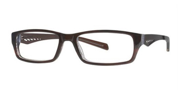 Brown Fog K12 4070 Eyeglasses - Teenager
