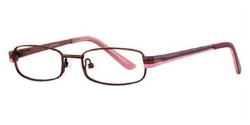 Brown K12 4071 Eyeglasses