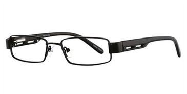 Black K12 4075 Eyeglasses - Teenager
