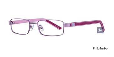 Pink Turbo K12 4078 Eyeglasses