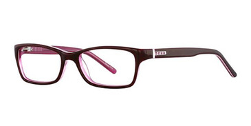 Cherry/Pink K12 4082 Eyeglasses