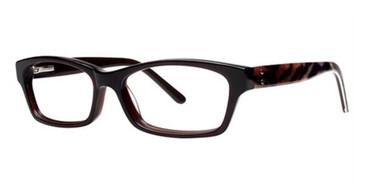 Brown/Tiger K12 4083 Eyeglasses - Teenager