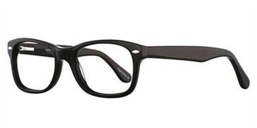 Black K12 4086 Eyeglasses - Teenager