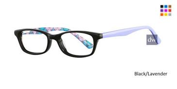 Black/Lavender K12 4088