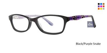 Black/Purple Snake K12 4101