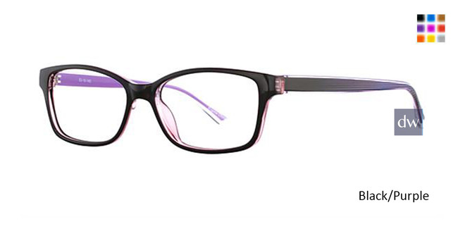 Black/Purple X21 4604