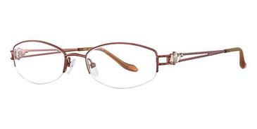 Cognac Avalon Couture FR707 Eyeglasses