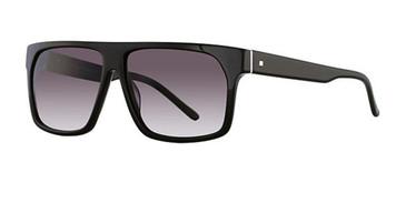 Black Romeo Gigli S4227 Sunglasses