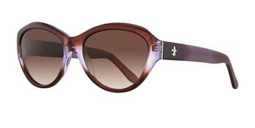 Plum Fade Romeo Gigli RGS7505 Sunglasses.