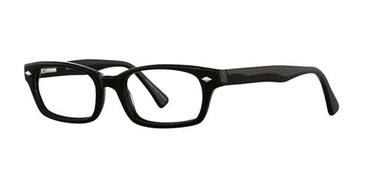 Black Elan 3001 Eyeglasses - Teenager.