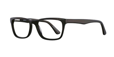 Black Elan 3011 Eyeglasses.