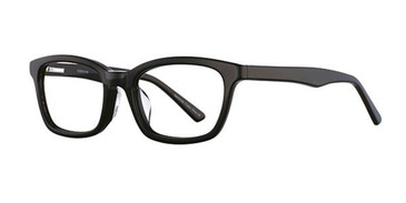 Black Elan 3012 Eyeglasses.