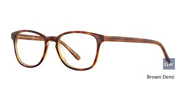 Brown Demi Elan 3014 Eyeglasses