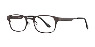 Gunmetal Elan 3015 Eyeglasses - Teenager.