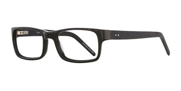 Black Elan 3018 Eyeglasses.
