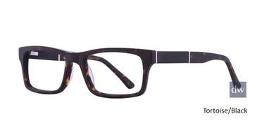 Tortoise/Black Elan 3022 Eyeglasses