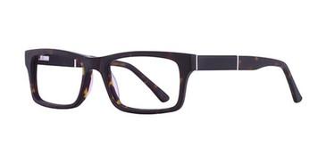 Tortoise/Black Elan 3022 Eyeglasses.