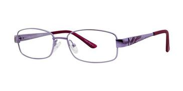 Lilac Elan 3403 Eyeglasses.