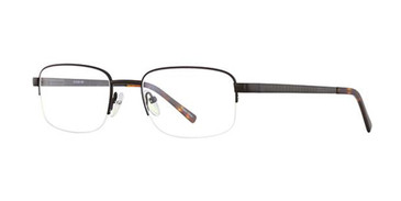 Black Elan 3409 Eyeglasses.