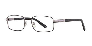 Black Elan 3414 Eyeglasses.