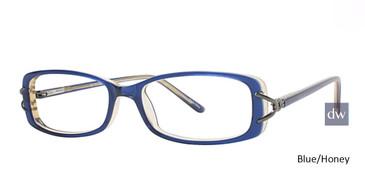 Blue/Honey Elan 9416 Eyeglasses