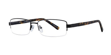 Black Elan 3706 Eyeglasses.