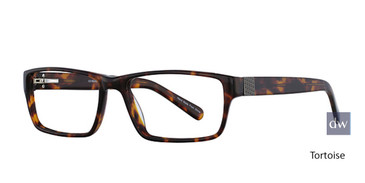 Tortoise Elan 3708 Eyeglasses