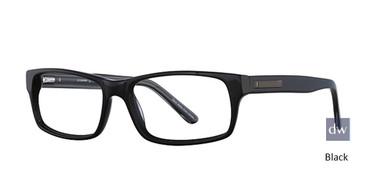Black Elan 3710 Eyeglasses