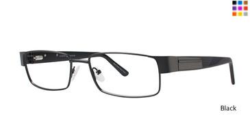 Black Elan 3712 Eyeglasses