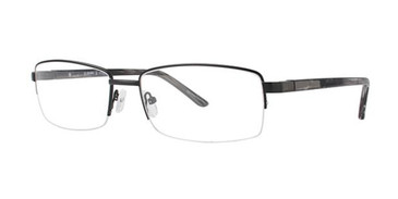 Black Elan 3713 Eyeglasses.