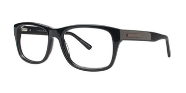 Black Elan 3714 Eyeglasses.