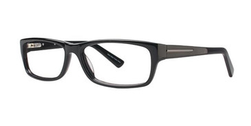 Black Elan 3715 Eyeglasses.
