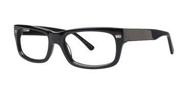 Black Elan 3716 Eyeglasses.