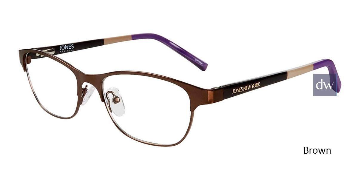 dd8a8a182c5 Jones New York Petite J147 Women Prescription Eyeglasses