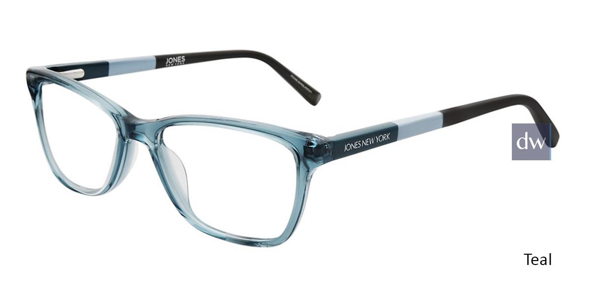 Teal Jones New York Petite J236 Eyeglasses - Teenager.