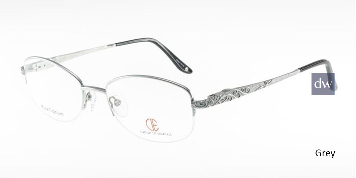 Grey CIE SEC310T Eyeglasses.