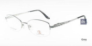 Grey CIE SEC310T Eyeglasses.