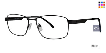 Black Big And Tall 16 Eyeglasses.