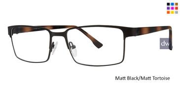 Matt Black/Matt Tortoise Vivid 251 Eyeglasses.